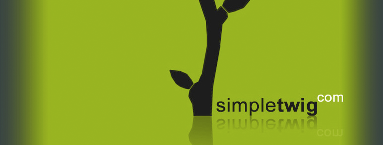 SimpleTwig Philosophy & Mission Statement