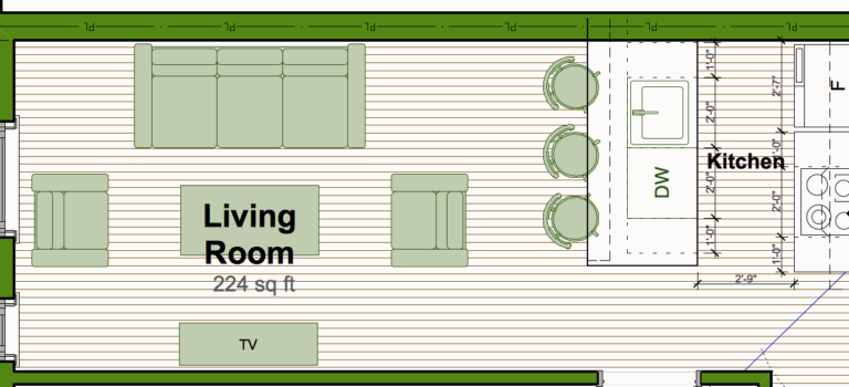 Shared Living Suites – Semi-Apartments within an Apartment